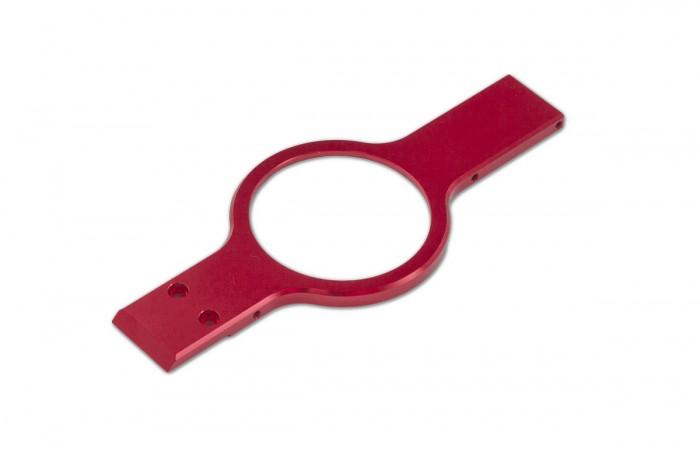 073236-CNC強化板(陽極亮紅)(適用 NX7)