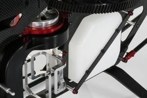 ♦採用中置油箱設計,優化飛行特性減少飛行時燃油的耗損所造成的重心偏移。