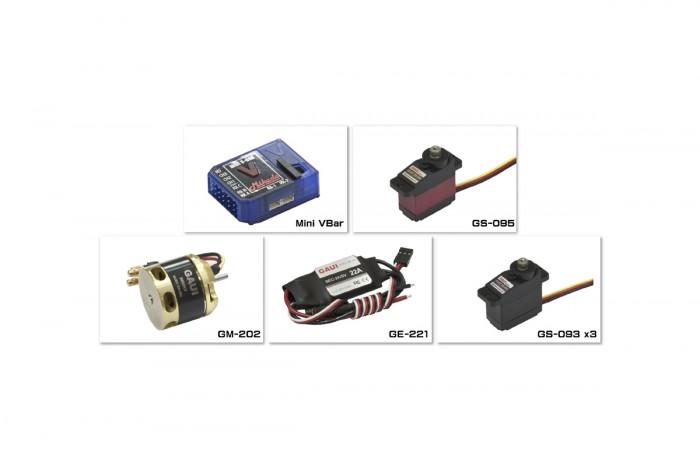 028001-電裝組合包A (適用 X2)