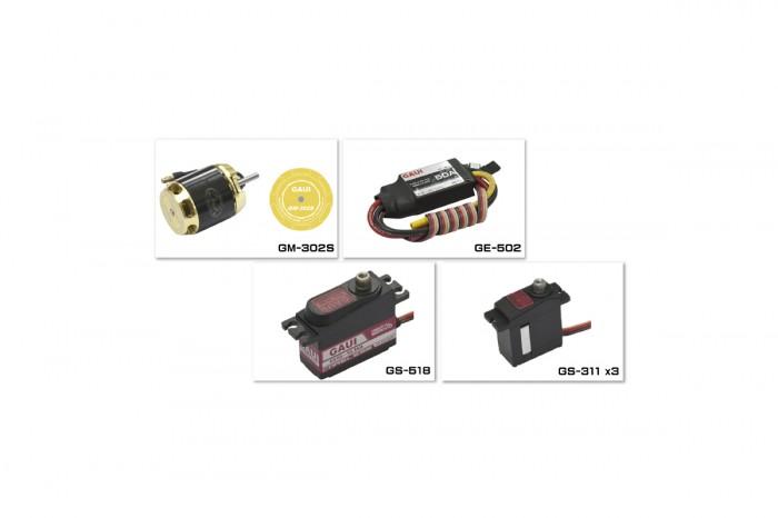 038002-電裝組合包B (適用 X3)