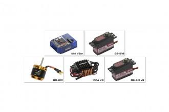 048001-電裝組合包A(適用 X4 & X4II)