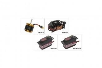 048002-電裝組合包B(適用 X4 & X4II)-