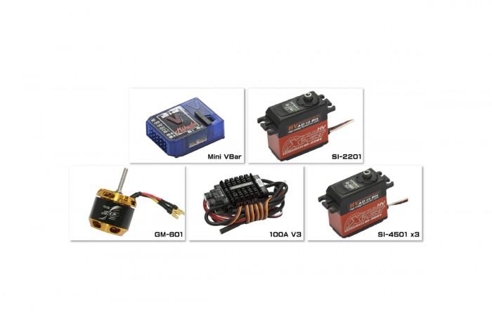 058001-電裝組合包A(適用 X5)