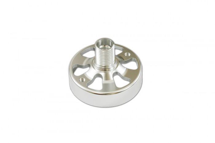 073216-離合器罩(陽極亮銀)(適用 NX7)