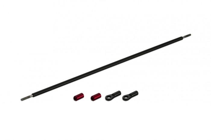075214-碳纖尾前拉桿(適用 NX7)