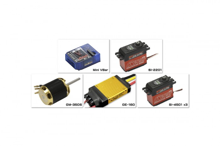 078001-電裝組合包A(適用 X7)
