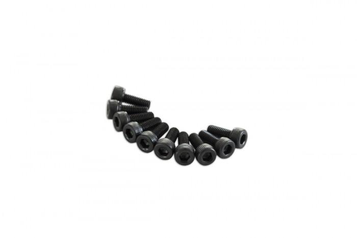 0R1308-內六角螺絲包-黑色(M3x8)x10個