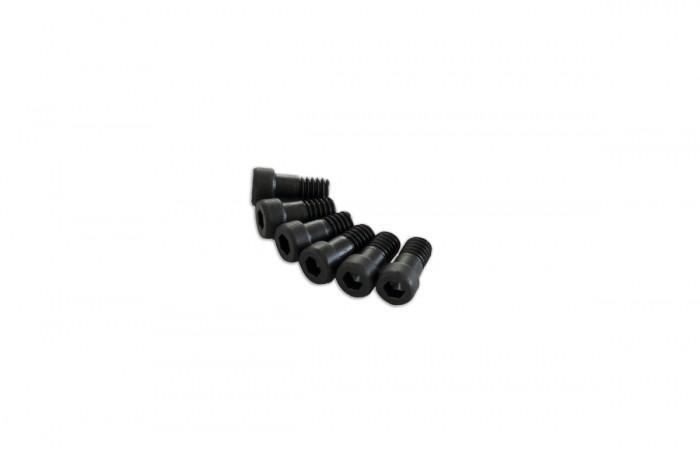 0R7408-半牙內六角螺絲包-黑色(M4x8)x6個