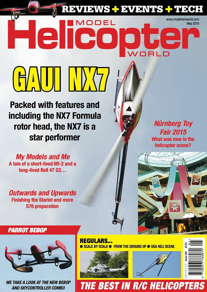Model Helicopter World(GAUI NX7)-1