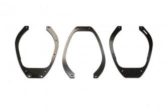053035-碳纖腳板組(3件)(適用 R5)