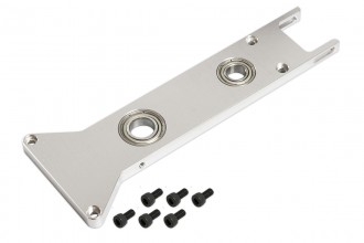 053253-CNC 下主軸座(陽極亮銀)(適用 R5)