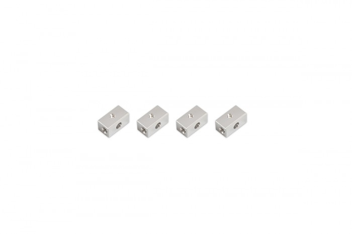 053283-轉接方柱x4個(陽極亮銀)(適用 R5)