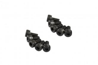 0R1408-內六角螺絲包-黑色(M4x8)x10個