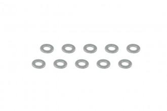 0W3601-華司(3x6x0.5)x10個