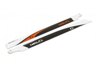 0P1580-HALO 碳纖槳580L(CFA