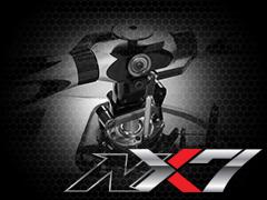 NX7 FORMULA 主旋翼頭