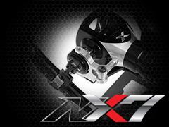 NX7 FORMULA 尾翼