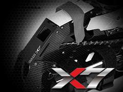 X7 機身