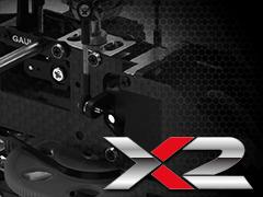 X2 機身