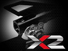 X2 尾翼