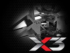 X3 機身