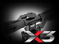 X3 主旋翼頭