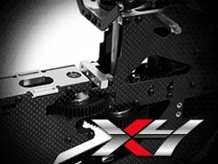 X4 機身