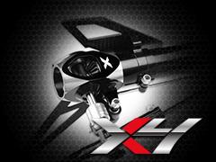 X4 尾翼