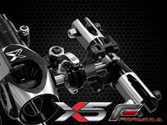 X5 FORMULA 尾翼