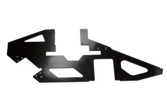 034603-X3 改裝碳纖側板(左)