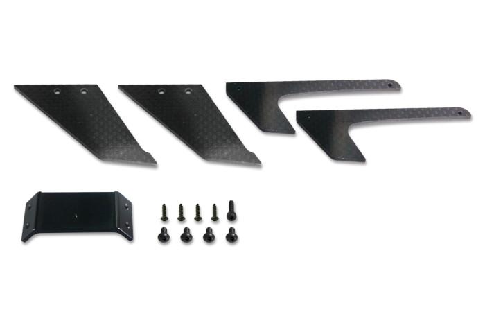 034210-X3 CNC 碳纖腳架組( for 216129)