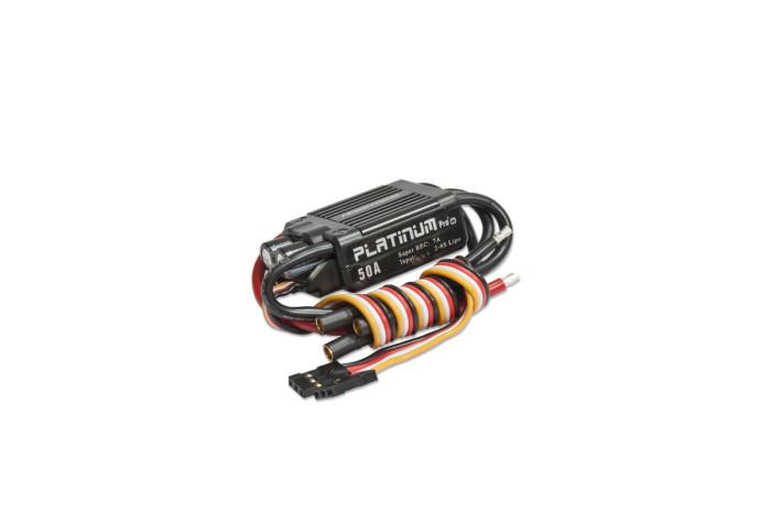 0F1050-好盈電子變速器鉑金版 50A V3 w7A BEC