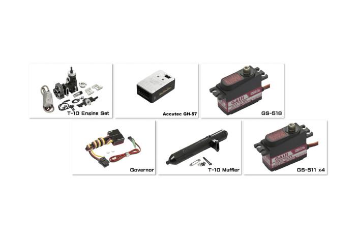048202-電裝&汽油動力包A(適用 NX4 & T-10 )