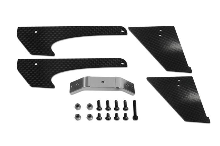 054603-NEW CNC 碳纖腳架組(for X5)