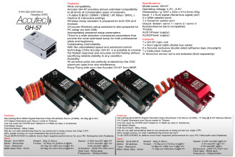 0A8020-電子控制組合包 C (速度型)-Electronics Control Combo Pack C(Speed Type)