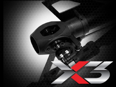 X3 尾翼