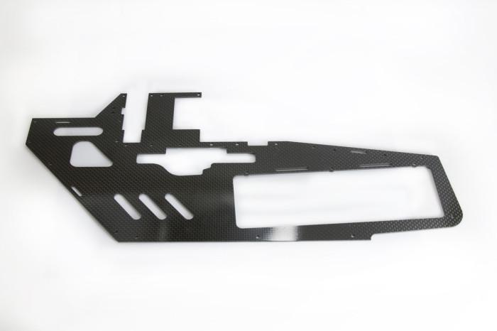 054003-X5 V2碳纖機身側板(右 1.6mm)