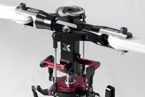 ♦新X5 V2T頭,增加了飛行的安定特性。