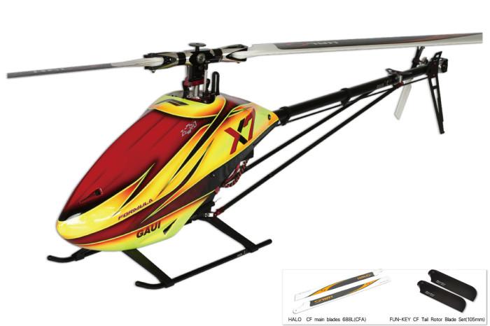 070121-X7 FORMULA Kit