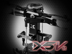 X5 V2 主旋翼頭