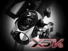 X5 V2 尾翼